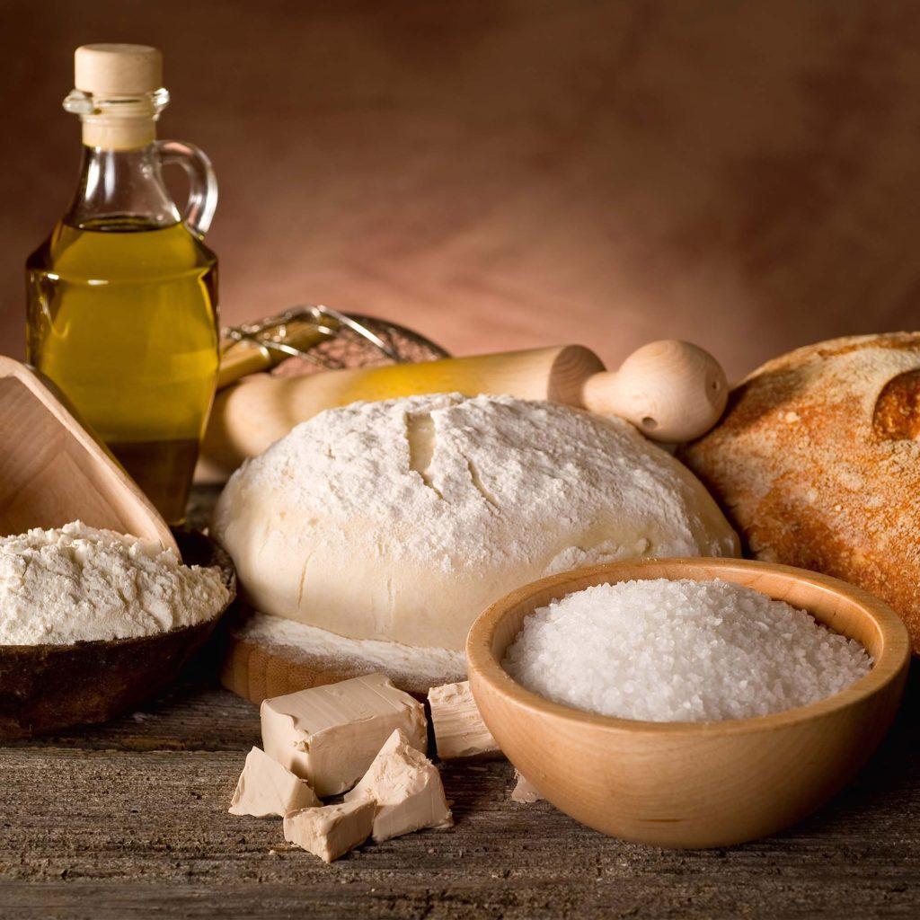 Kvásek a kváskový chléb