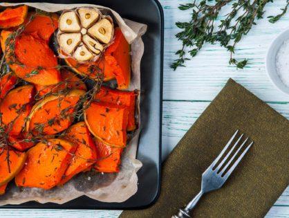 Základní recept na pečenou dýni